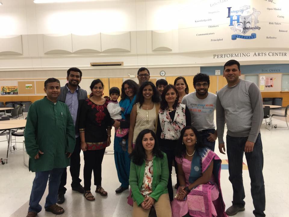 Asha Seattle Volunteers