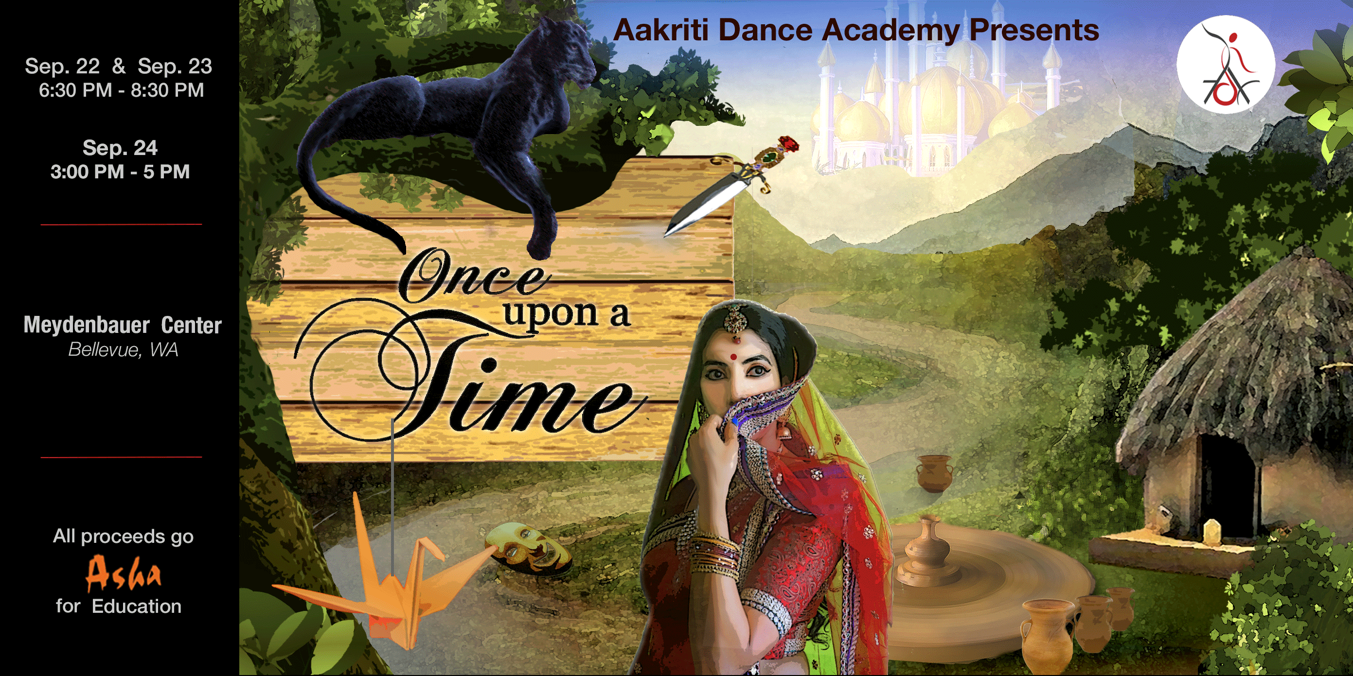Once upon a Time by Aakriti 2017